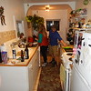 Thanksgiving dinner at Traci and Paul's