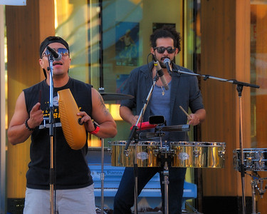 Mazacote Latin band