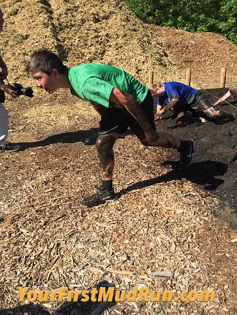 2016 Your First Mud Run Mahwah Police Youth Academy 7/1/2016