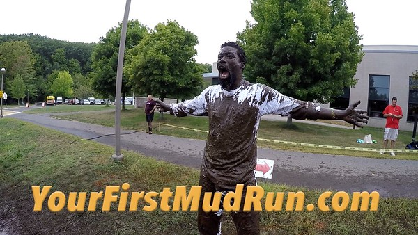 2016 Your First Mud Run at Holyoke Community College in MA 9/18/2016