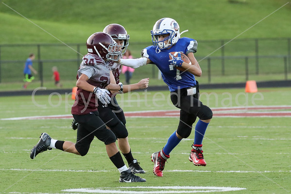 8th - Blue Devils vs Westosha - 9/17/16