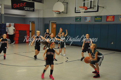 Elk Twp Minor Girls Basketball