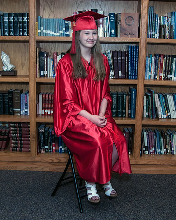 2016 Zion Lutheran Graduation