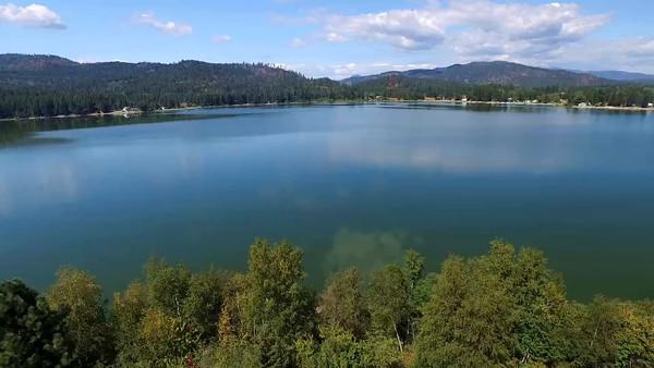 10-Cocolalla Lake South of Sandpoint Idaho