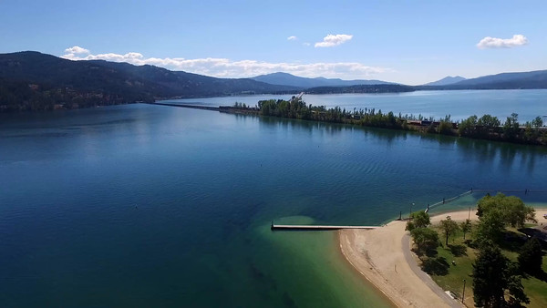 10A-Above City Park in Sandpoint