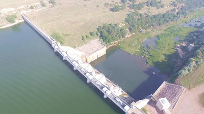 5-Examining the Angostura Dam