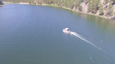 3-Boat cruising Sheridan Lake 2