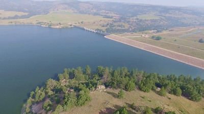 3-Angostura Dam from above observation point