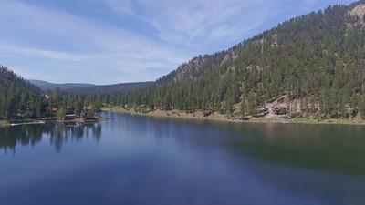 Above Salmon Lake