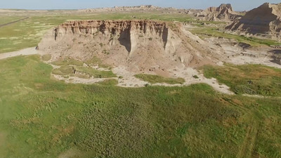 3-Southern border of Badlands-1