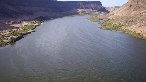2-Looking down river at Swan Falls