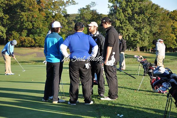 Maryland High School Golf Tournament State Finals 1A/2A