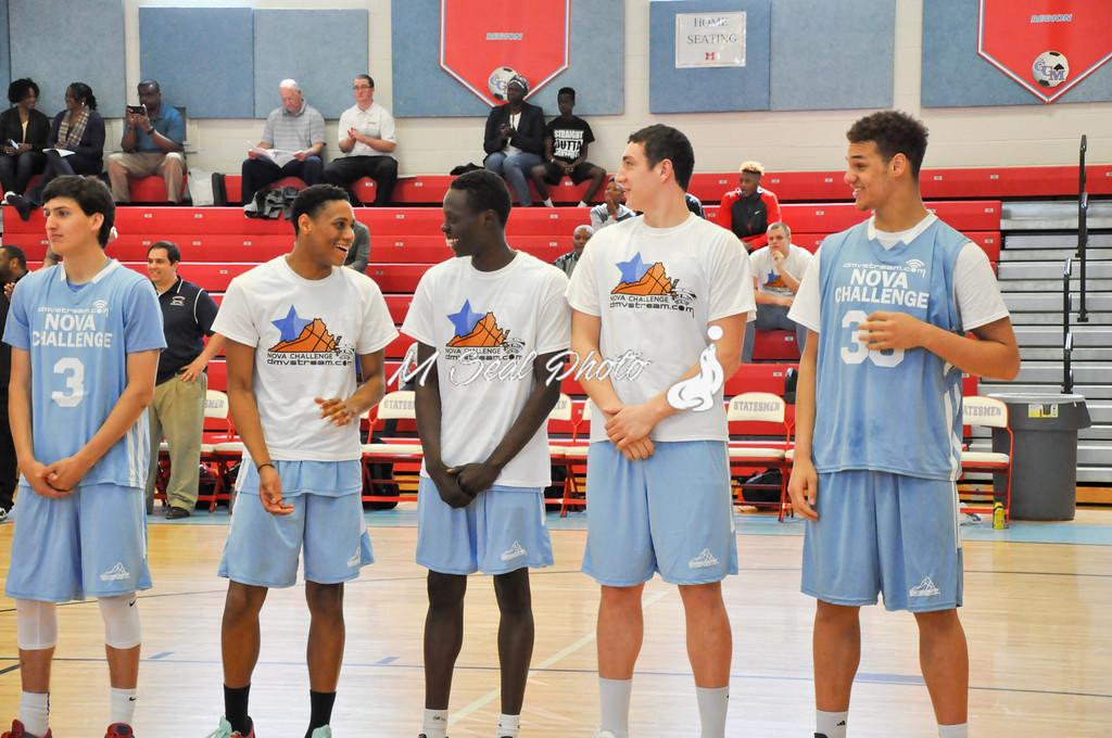2016 NOVA Challenge Basketball