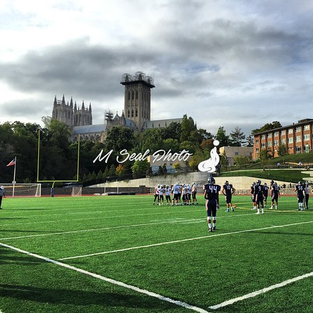 St. Albans (DC) vs. Paul VI (VA) varsity football