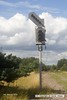 160804-016     Disused 3 aspect colour light signal, Clipstone no 19, looking towards Clipstone south junction.