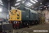 160625-009     Class 40 no D212 Aureol inside the roundhouse at Barrow Hill.
