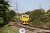 160524-002     Network Rail Multi Purpose Vehicles (MPV's) no's DR98959 and DR98909 are seen passing Clipstone Junctions on the former LDECR, heading to the High Marnham Test Track with the annual weedkiller, running as 6Z12, 06.00 Toton T.M.D. to Toton T.M.D..