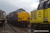 160625-035     Europhoenix 37611 and Colas Rail 37421 at Barrow Hill.