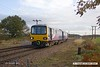 161110-001  Northern class 144 unit no 144001 passes Rushey Sidings, Retford with 2R11, the 09.25 Lincoln to Adwick.
