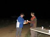 Colleen and Colin Mock. 12 hr winners mixed ultravets