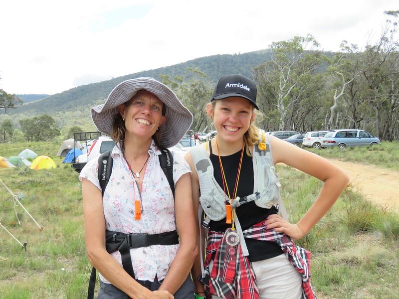 Tara Sutherland and Zoe Cuthbert