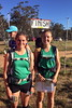 Katie Reynolds and Charlotte Watson