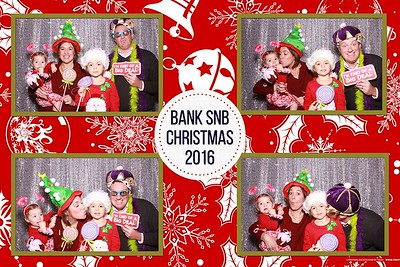 Bank SNB Holiday Party 2016
