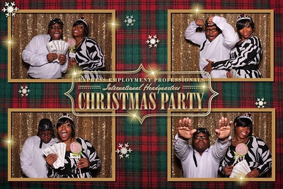 Express Employment Holiday Party 2016
