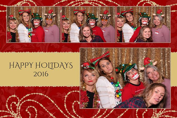 Home Therapy Holiday Party 2016