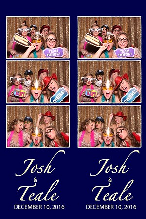 Josh & Teale's Wedding