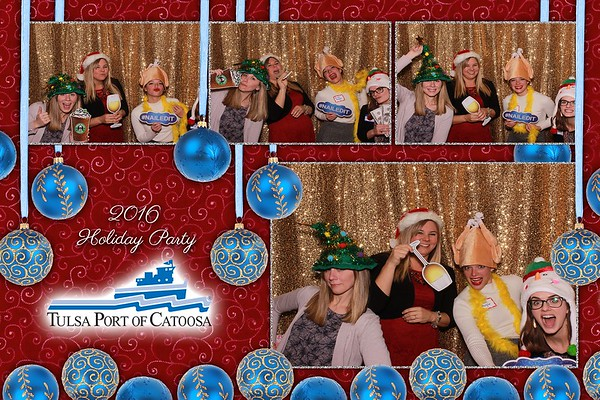 Port of Catoosa Holiday Party