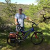 bike ride at Rancho Cañada de Oro (near Colero)
