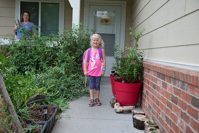 08-19-2016 Chloe back to School