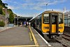 2616 + 2605 + 2610 + 2613 at Cobh with the 1530 to Cork. Sat 27.08.16