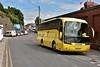 Railtours Ireland Coach outside Cobh Station. Sat 27.08.16