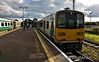 2805 + 2806 + 2811 + 2812 wait to depart from Limerick Jct. with the 1818 to Limerick. Sun 28.08.16