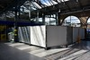The old Customer Information Desk at Heuston has now closed. The space is to be converted into a well known High Street retail shop. Tues 30.08.16