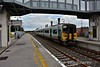 2602 + 2601 at Midleton with the 1645 to Cork. Sat 27.08.16