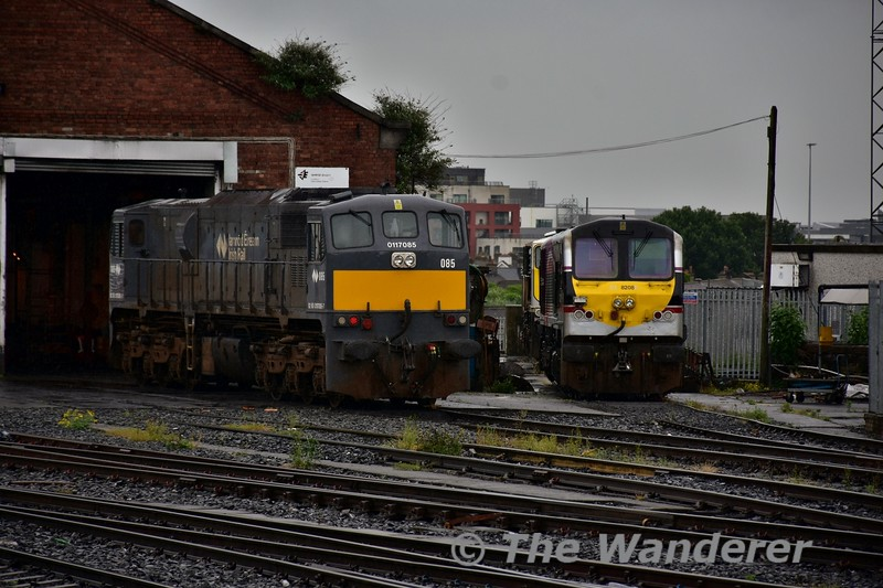 085 and (8)208 at Connolly. Sun 19.06.16