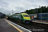4004 arrives at Mallow with the 0820 Cork - Heuston while 22022 waits to depart for Cork with the 0710 from Tralee. Sun 19.06.16