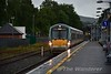 22022 arrives into Killarney with the 0710 Tralee - Cork. Sun 19.06.16