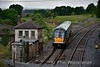 22062 heads towards Athy with the 1315 Heuston - Waterford at Cherryville Jct. Thurs 23.06.16