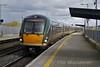 22029 + 22053 arrive into Portarlington with the 1330 Heuston - Westport. Sat 06.03.16