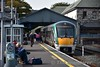 Passengers alight from the 1210 Cork - Tralee at Killarney. This would have taken a connection out of the 1000 Heuston - Cork at Mallow. Sun 09.10.16