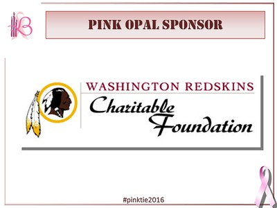 Washington Redskins Sponsor PTCB 2016