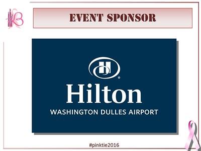 PTCB 2016 Sponsors