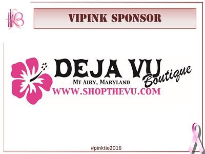 Deja Vu Sponsor PTCB 2016
