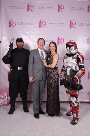 PTCB 2016 Step&Repeat Star Wars Charachters