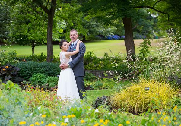 Yinda and Richard's Wedding