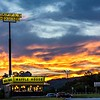 Blacksburg, SC - October 2, 2016: A Waffle House in Blacksburg SC. Waffle House Inc. is a restaurant chain with over 1700 locations found in 25 states in the United States.